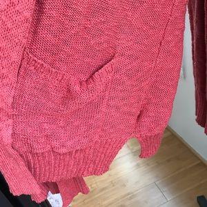 Tahari Sweaters - TAHARI Knit Cardigan | Rust